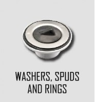 Washers, Spuds & Rings