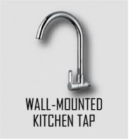 Wall-mounted Kitchen Tap