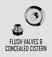 Flush Valves & Concealed Cistern