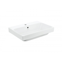 Johnson Suisse Gemelli Square 550 Semi-insert Basins