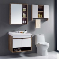 Evans Basin Cabinet with Mirror - EVBC3107