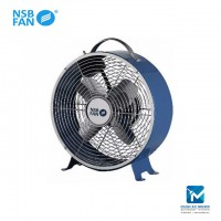 "NSB Clock 8"" Table Fan"