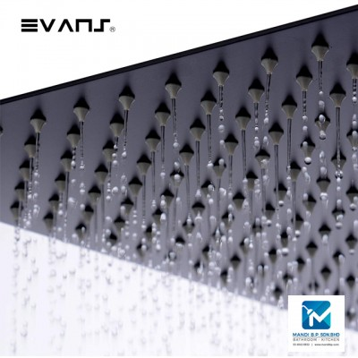10 Inch Square Ceiling Wall Mount Stainless Steel Rain Shower Head