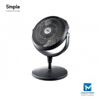 "Smple 16"" Air Circulator with 3 Fan Speed"