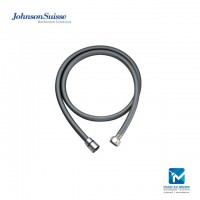 Johnson Suisse PVC Shower Hose in grey colour for Handheld Bidet (1.2mm)