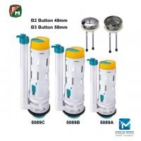 Flush Master 5089 TM Dual Flush Valve (Dual, 55mm)