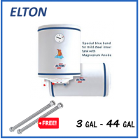 Elton Storage Water Heater (3 GAL - 44 GAL)